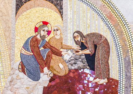 Lectio divina IV domenica tempo di Quaresima