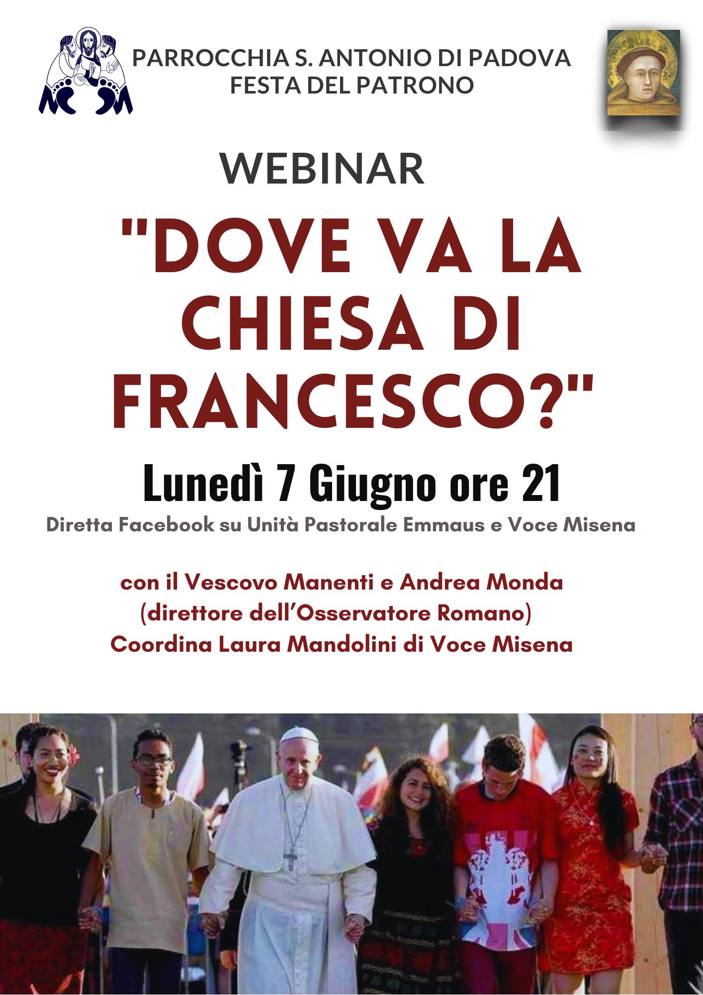 """""""Dove va la Chiesa di Francesco?"""""""